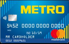 Кредитная карта METRO