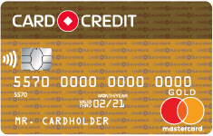Кредитная карта Card Credit Gold